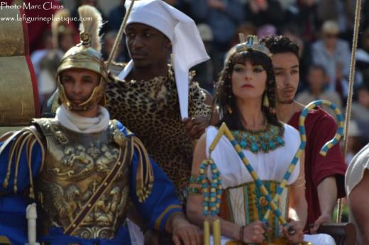 Nimes 2016_Cleopatra_&_Marco Antonio