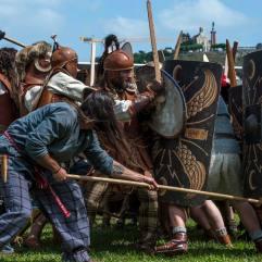 Saint Romain en Gal 2016 battaglia