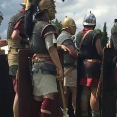 Saint Romain en Gal 2016 (prima della battaglia)