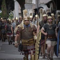 Tempora_Aquileia_2015_Legione in marcia_1