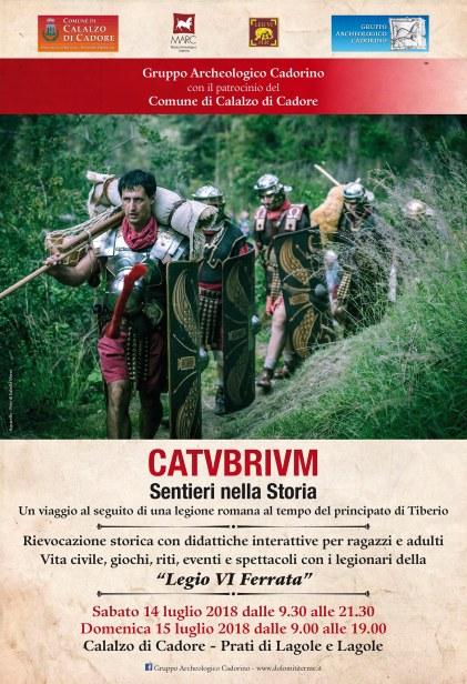 CATVBRIVM 2018_LEG VI FER_00_locandina